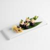 Суши сет с крабом и апельсиновым айоли