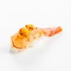 Суши с креветкой и соусом манго сальса