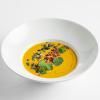 Тыквенный суп из коптильни с беконом