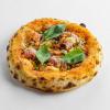 Неаполитанская пицца с тамбовским oкороком и вешенками