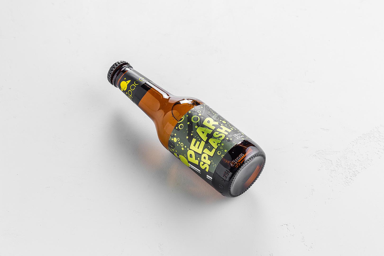 Сидр безалкогольный Груша 0,33л