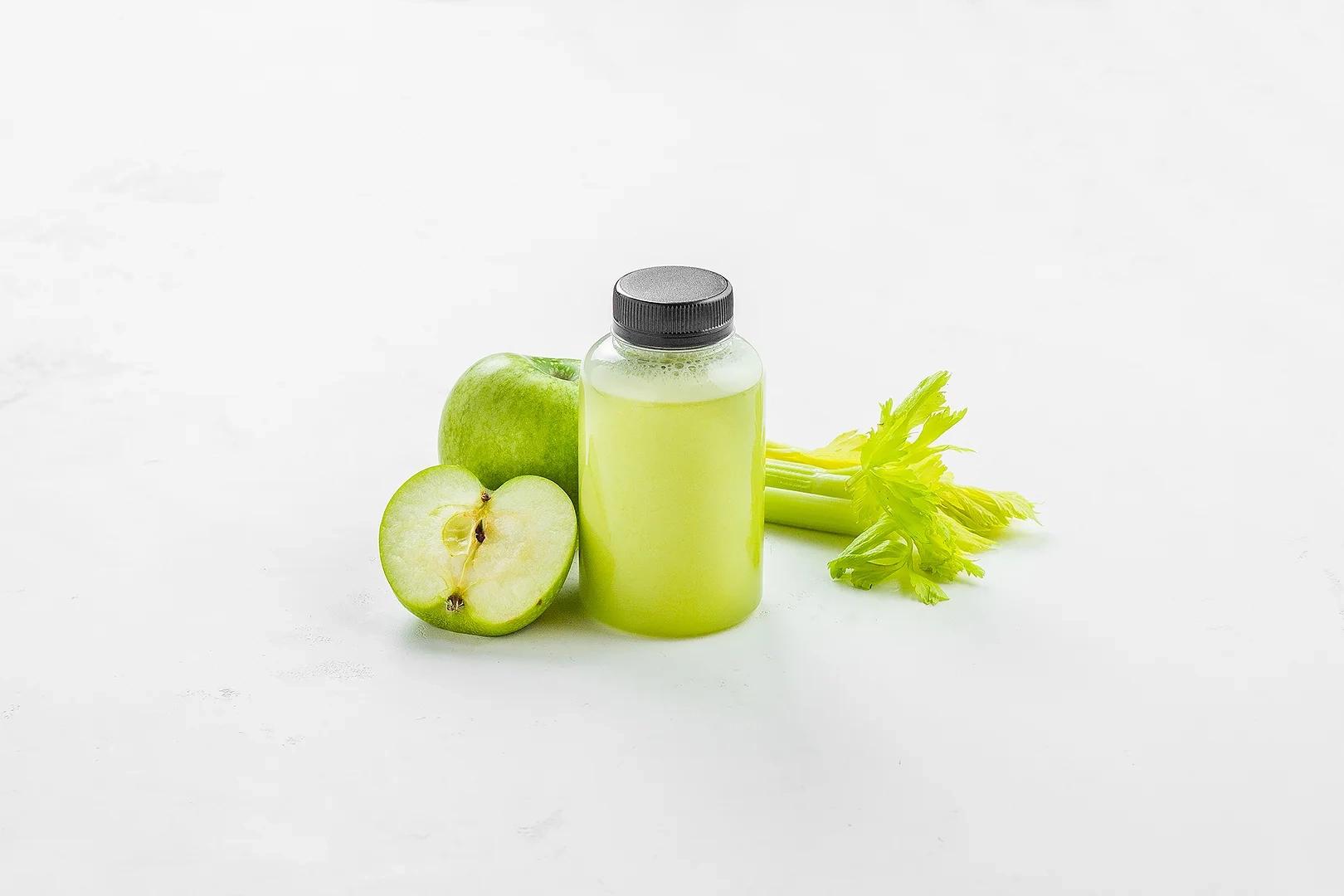 Сок яблочно-сельдереевый