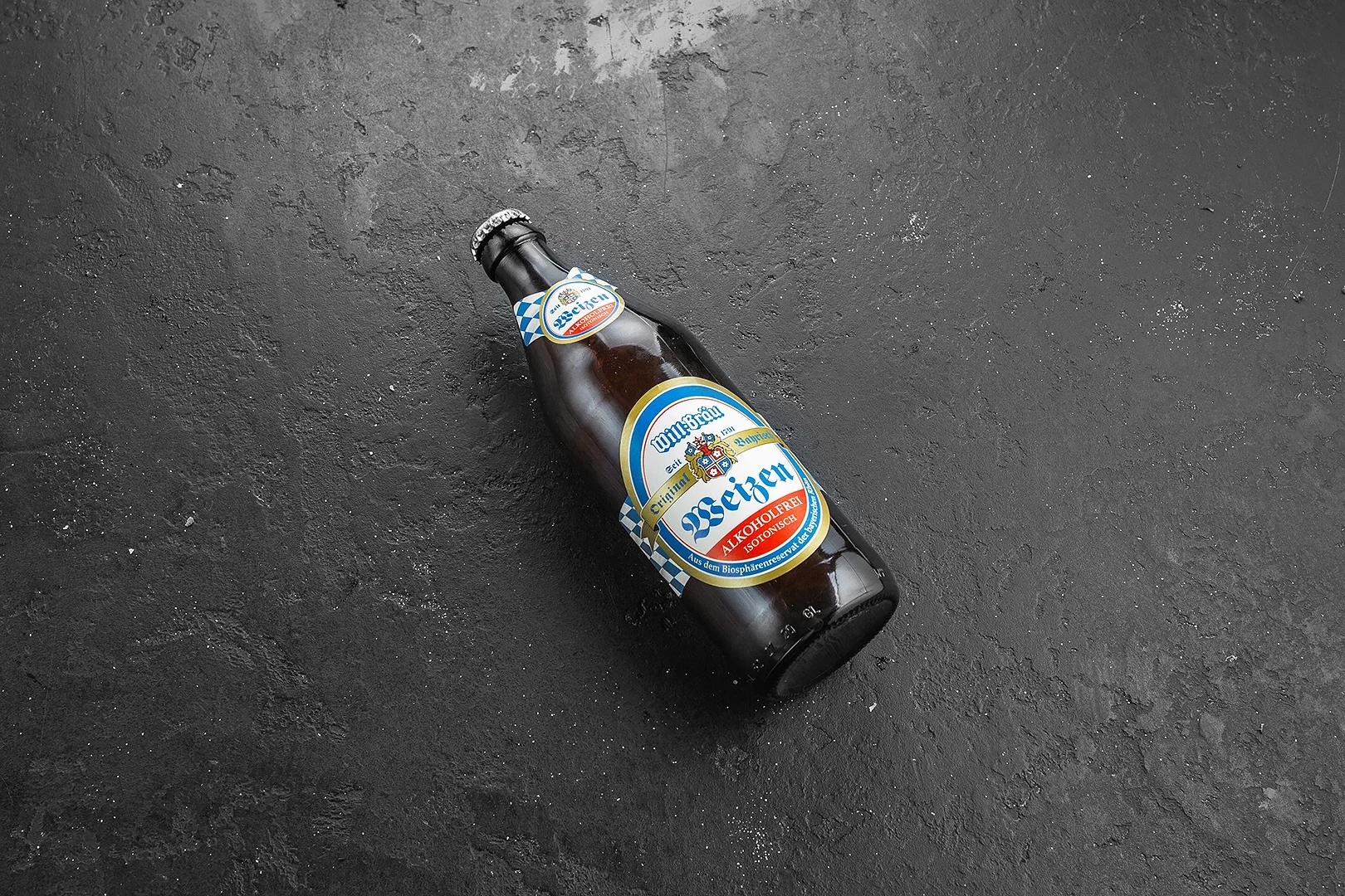Пиво Will-Brau Weizen безалкогольное